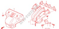 MULTIPLE DE ESCAPE MOTOR ACCORD AERODECK honda-coche 1997 2.2IES E__0400